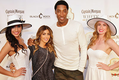 Scottie Pippen Fillies and Stallions Derby Eve Party